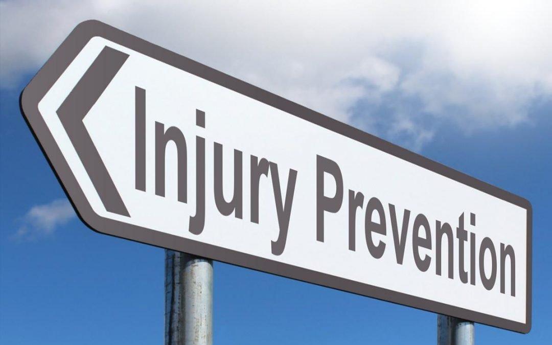 Prevenzione infortuni nello sport